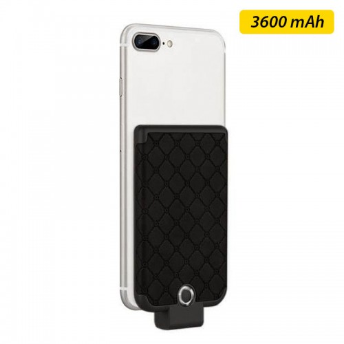 WUW Portable 3600 MAh Power Bank For IOS...
