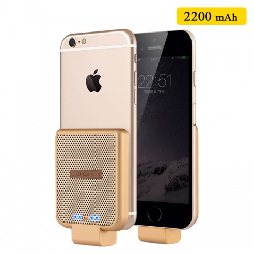 WUW Portable 2200 mAh Power Bank For IOS...