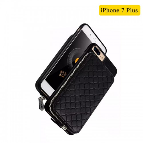 WUW Special Design Leather Wallet Case F...