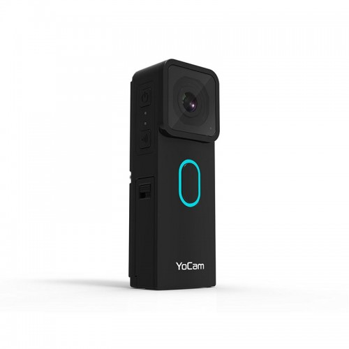 Yocam Waterproof Life Camera - Black