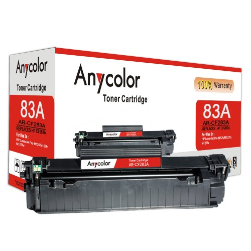 AnyColor AR283A Toner 83A HP Compatible ...