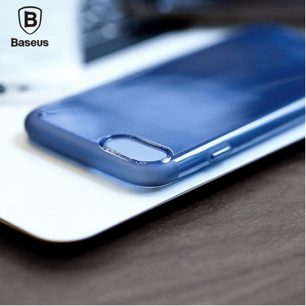 BASEUS Super Slim Anti Scratch TPU Case For iPhone 7 - Clear