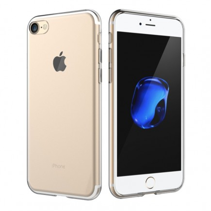 Transparent Clear Soft TPU Case For Apple iPhone 7