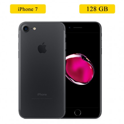 Apple iPhone 7 128GB - Black