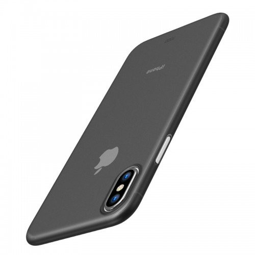 G-Case Couleur Series Slim Scrach Proof Case For iPhone X - Black