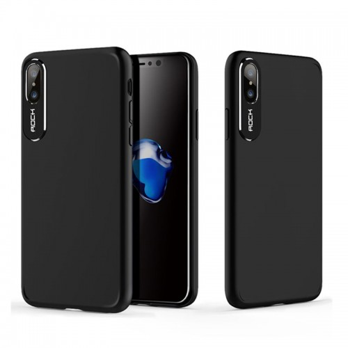 Rock Classy Series Case For iPhone X - B...