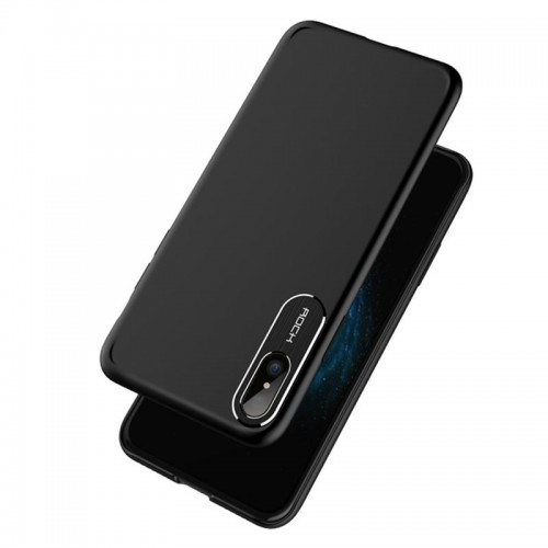 Rock Classy Series Case For iPhone X - Black