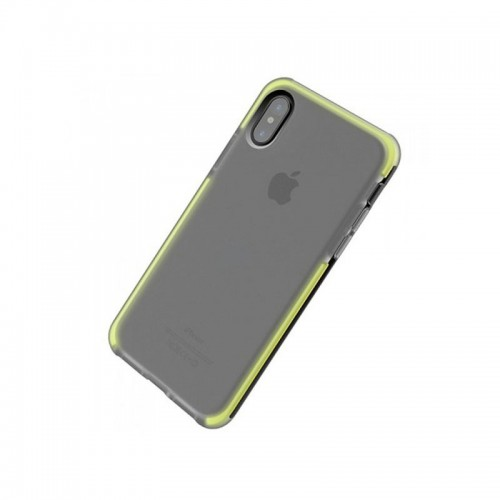 ROCK Anti-knock Case for iPhone X - Gree...