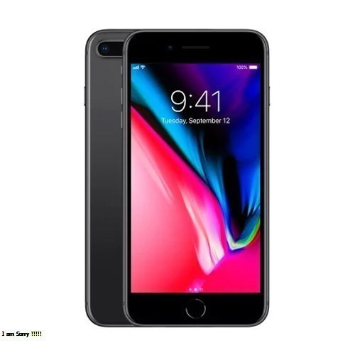 Apple iPhone 8 Plus 256 GB - Space Gray
