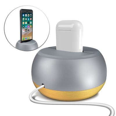 i-Smile 2 in 1 Charging Dock For Apple Airpods & iPhone