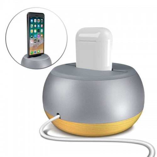 i-Smile 2 in 1 Charging Dock For Apple A...