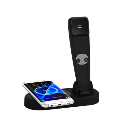 Wireless Charger Pad with Bluetooth Handset for Phone