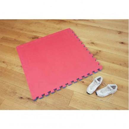 Foam Flooring 1MT X 1MT X 2CMS - Blue/Pink