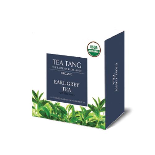 Tea Tang Organic Collection EARL GREY Te...