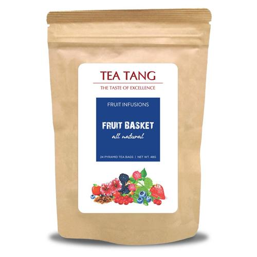 Tea Tang Fruit Infusions FRUIT BASKET Te...