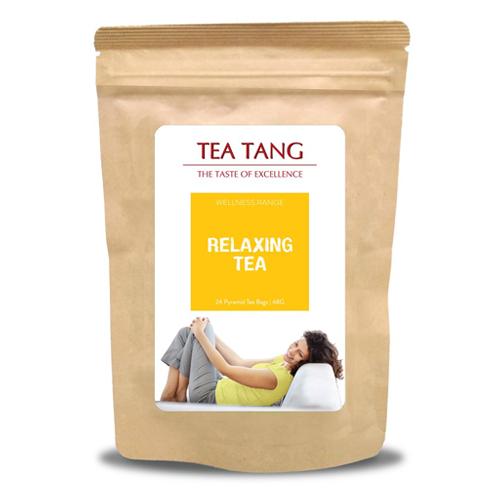 Tea Tang Wellness RELAXING  Tea 24 Pyram...