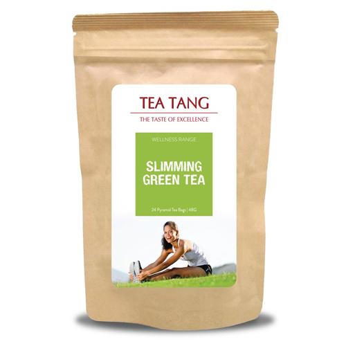 Tea Tang Wellness SLIMMING GREEN Tea 24 ...