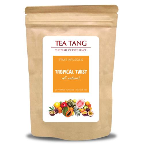 Tea Tang Fruit Infusions TROPICAL TWIST ...