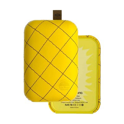 X-Doria Special Design 7800 mAh Fruit Power Bank - Pineapple