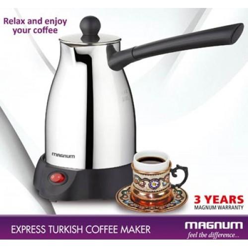 MAGNUM STAINLESS STEEL TURKISH COFFEE MA...