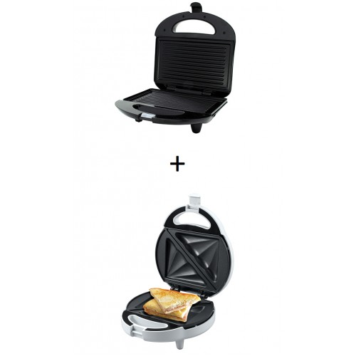 SONASHI 2 SLICE GRILL MAKER WITH SINGLE ...