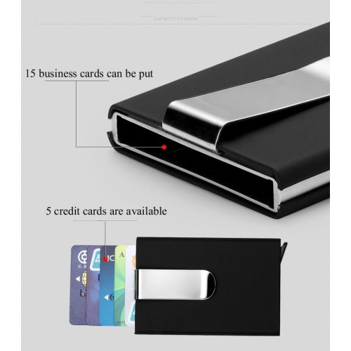 Automatic Card Wallet