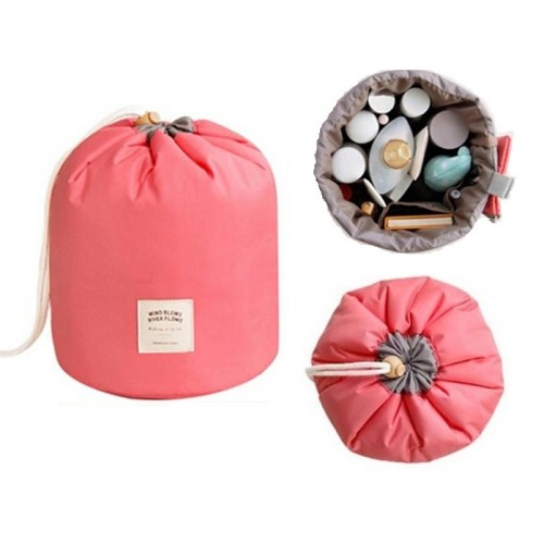 HOT Travel Makeup Bag Cosmetic Pouch - Pink