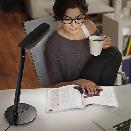 Anker Lumos E1 LED Desktop Lamp - Black