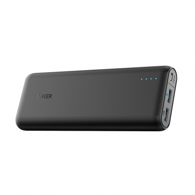 Anker PowerCore Speed 20000mAh QC3.0 (Output & Input) Black [18 Month Warranty]
