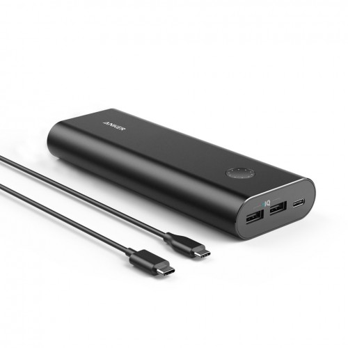 Anker PowerCore+ 20100 USB-C - Black