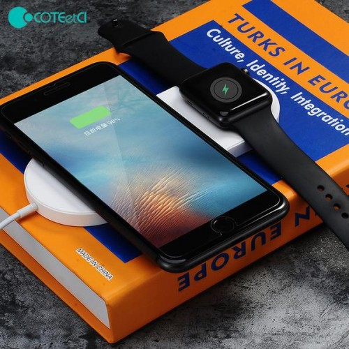 COTEetCI Fast Charging Wireless Charger ...