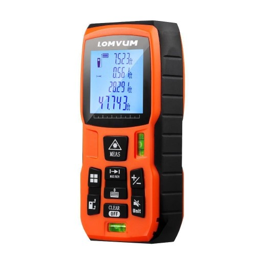 Lomvum Distance Measuring Laser Scale wi...