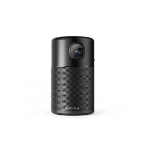 Nebula Capsule Smart Projector - Black