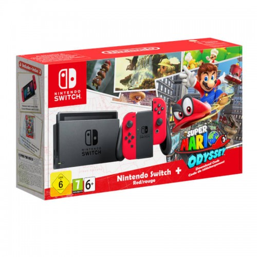 Nintendo Switch Portable Gaming Console ...