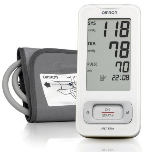 Omron HEM-7300-WE7 IntelliSense MIT Elit...