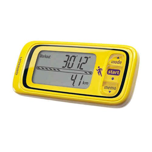 Omron HJA-300-EY Jog Style Activity Moni...