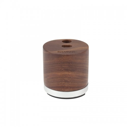 SAMDI Natural Wood Charging Dock Holder ...