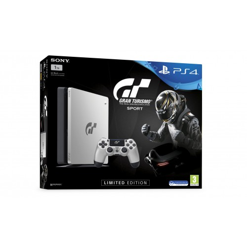 SONY Limited Edition Gran Turismo Sport ...