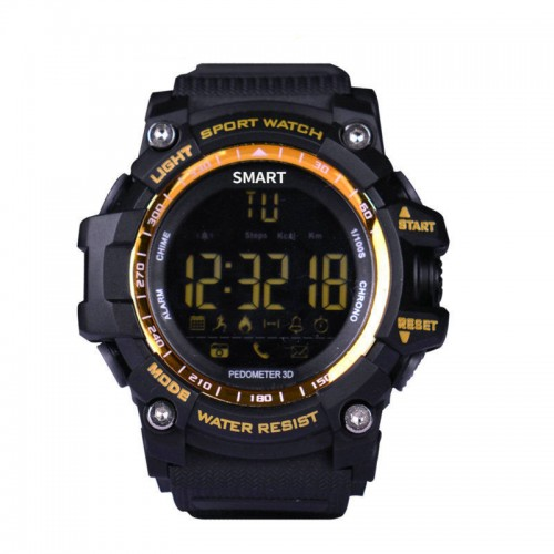 Bluetooth Water Resistance Sports Smartw...