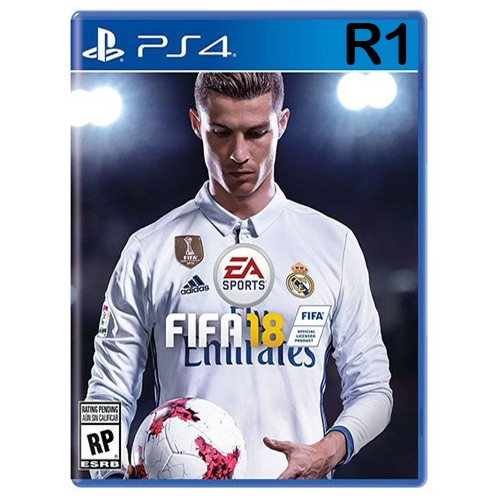 FIFA 18 Game for PlayStation 4 - R1