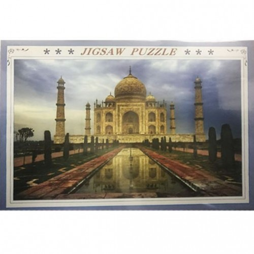 1000 Pieces Jigsaw Puzzle - Taj Mahal