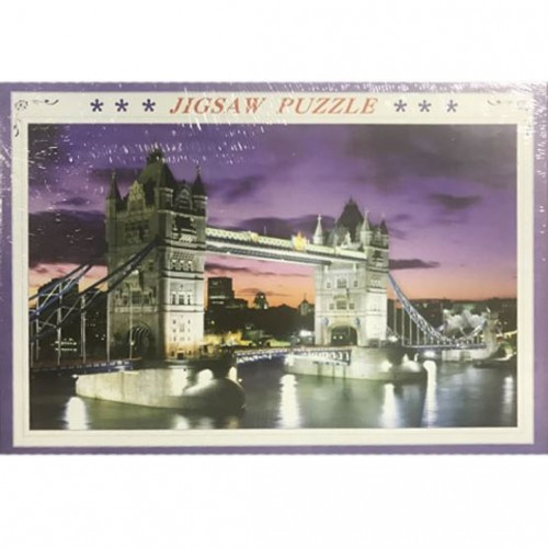 1000 Pieces Jigsaw Puzzle - City Lights