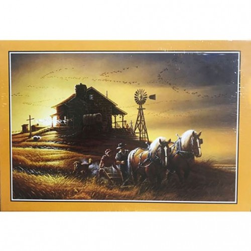 1000 Pieces Jigsaw Puzzle - Summer Field...