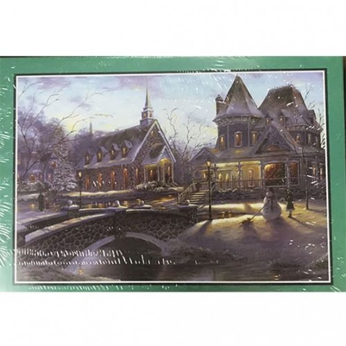 1000 Pieces Jigsaw Puzzle - House by the...