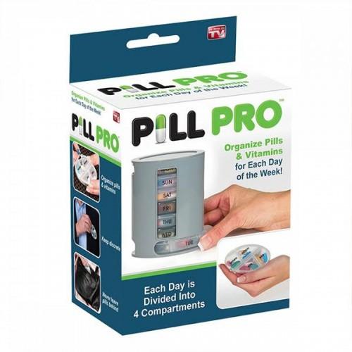 7 Day Pill Pro 4 Compartment pill Medici...