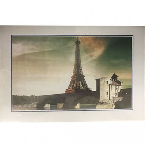 1000 Pieces Jigsaw Puzzle - Eiffle Tower