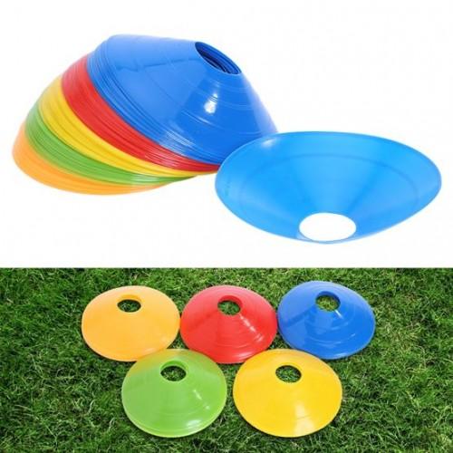 Football Training Cones Marker Discs (50...