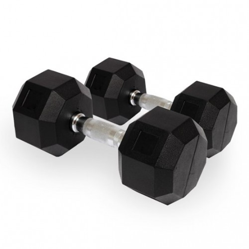 Hex Dumbbells - 5 lb Pair