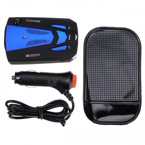 Car Radar Laser Speed Camera Detector
