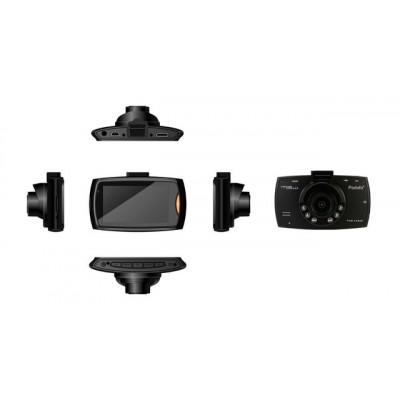 "Car Camera Recorder 2.4"" Night Vision 6 LEDs Wide Angle Lens"
